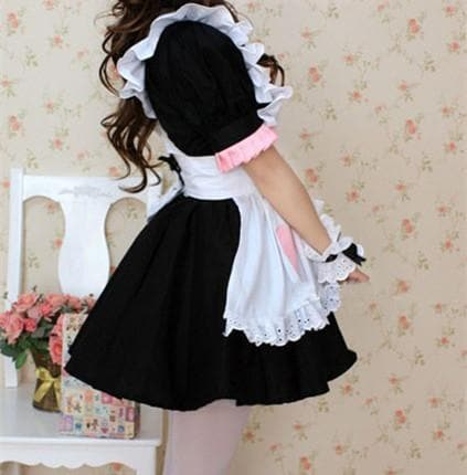 Coffee Cafe Maid Dress SP141212 - SpreePicky  - 3