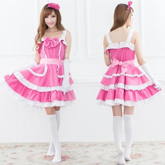 Cosplay Kousaka kirino Pink Princess Dress SP153007 - SpreePicky  - 1