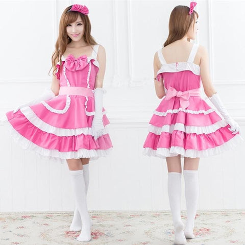 Cosplay Kousaka kirino Pink Princess Dress SP153007