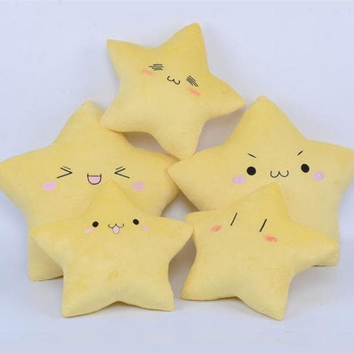 Cutie Star Cushion Pillow SP164723 - SpreePicky  - 1
