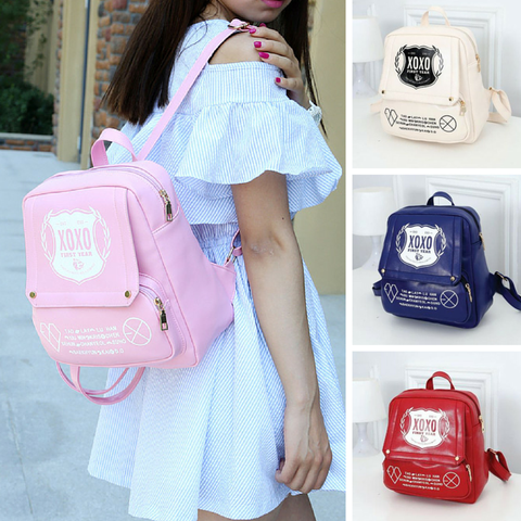 EXO Printing Fashion Backpack SP165345