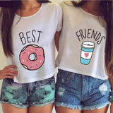 Harajuku Best Friends T Shirt