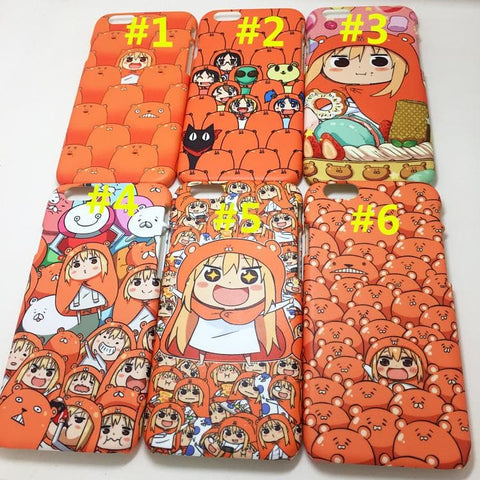 [Himouto! Umaru-chan] Iphone/Samsung/Phone Case SP153758 - SpreePicky  - 1