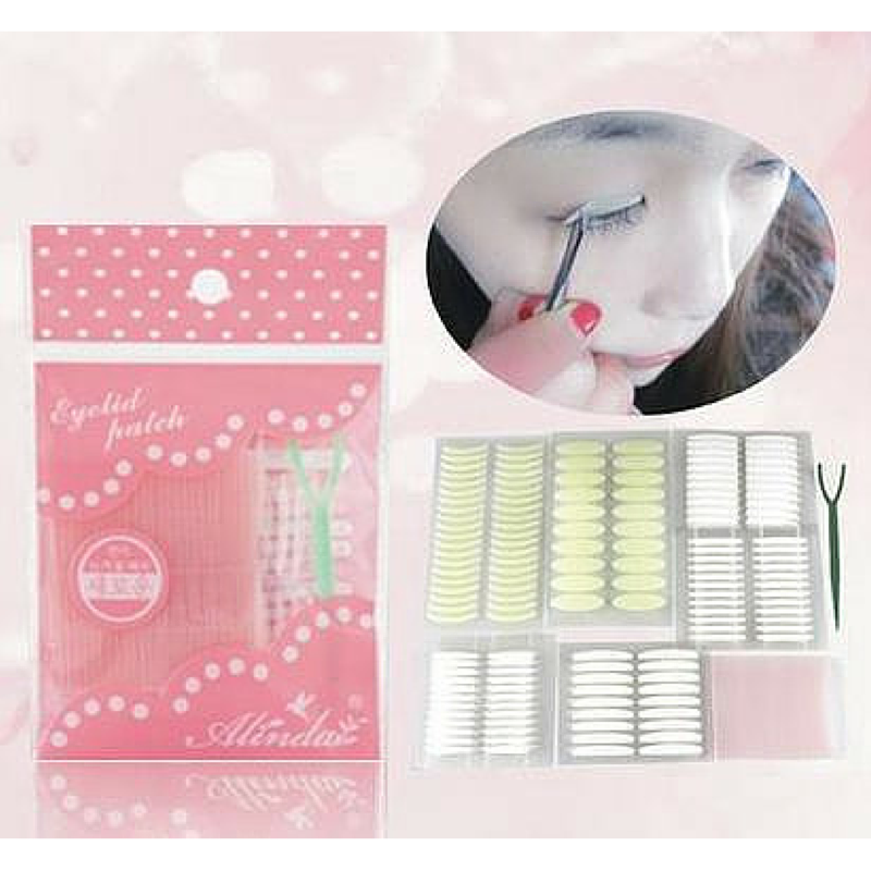 Invisible Double Eyelid Stickers With Free 52 Fiber Strips