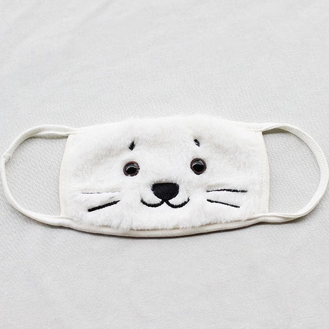 Kawaii Chibi Seal Face Mask SP164931 - SpreePicky  - 1