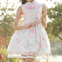 Load image into Gallery viewer, Lolita Elegant Chinese Retro Style Cosplay Dress SP165443
