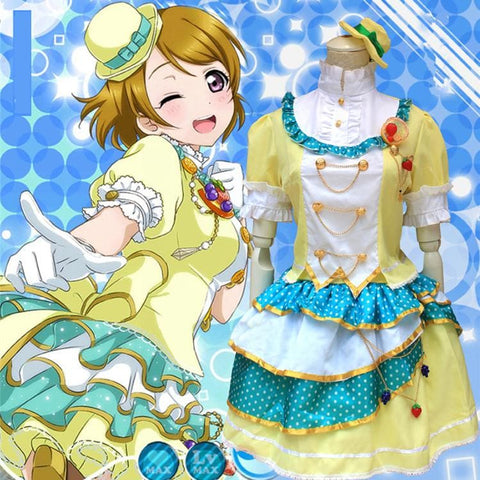 [Love live] Hanayo Koizumi Fruit Maid Dress Cosplay Costume SP153591 - SpreePicky  - 1
