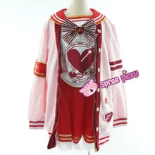 Load image into Gallery viewer, Lovelive - Nico Yazawa Valentine's Day Cosplay Costume SP152220 - SpreePicky  - 1