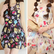 Load image into Gallery viewer, Perfume Patterns One-Piece Swimsuit #SP165727 Kawaii Aesthetic Fashion - SpreePicky
