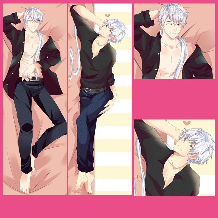 Mystic Messenger Zen Dream Boy Life-sized Pillow Case Dakimakura SP168258