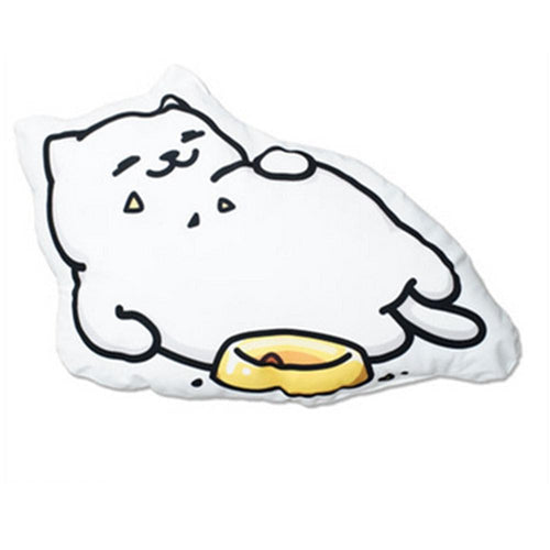 [Neko Atsume] Tubbs/ Manzoku San Kitty Cat Cushion SP165075