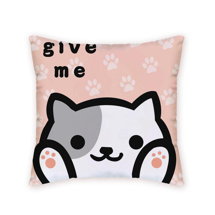 [Neko Atsume] Give Me Meow Cushion SP165187