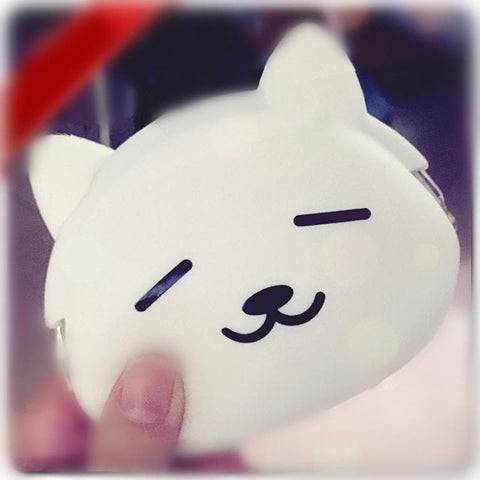 Neko Atsume Tubbs Manzokusan Neko Cat Coin Purse SP165882