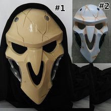 Load image into Gallery viewer, Overwatch Reaper Cosplay Mask SP167923