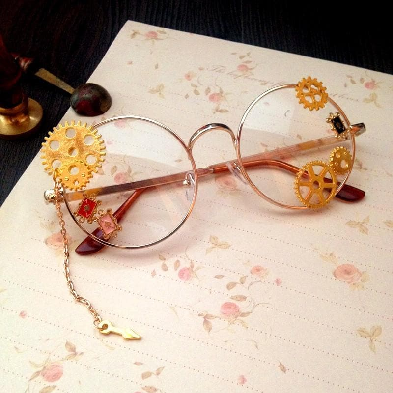 Steam Punk Glasses SP165736