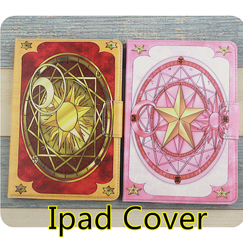 Cardcaptor Sakura Ipad PU Cover SP166482