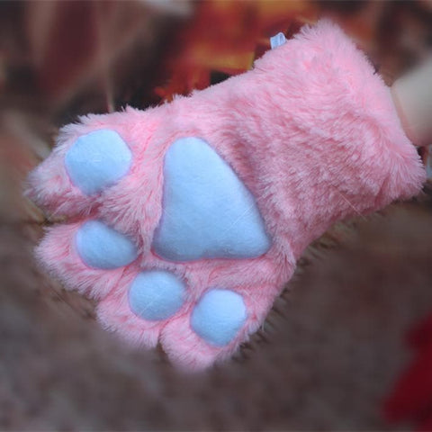 Pinky Neko Kitten Cat Palm Cosplay Tool SP153067 - SpreePicky