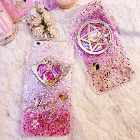 Sailor Moon Blingbling Phone Case SP154550