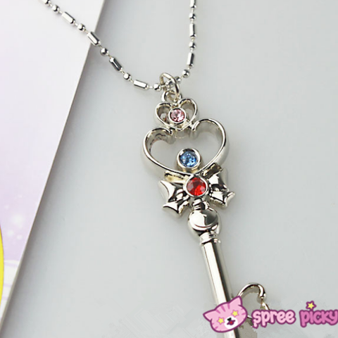 [Sailor Moon] Cutie Moon Stick Necklace/Key Chain SP154449