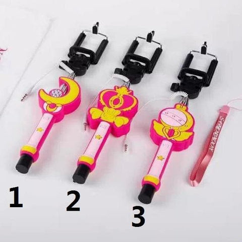 Sailor Moon Phone Selfie Stick Holder SP153276 - SpreePicky  - 1