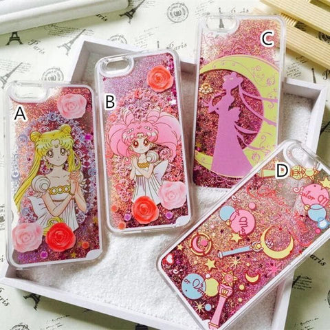 Sailor Moon Princess iphone Case SP153326
