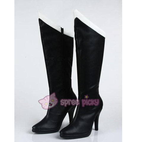 Sailor Moon Senshi Sailor Pluto Meiou Setsuna Cosplay Boots SP153264 - SpreePicky  - 1