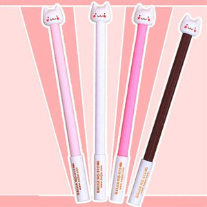 Super Kawaii Kitty Black Gel Pen SP164954 - SpreePicky  - 1