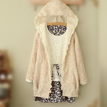 Load image into Gallery viewer, Sweet Spring Knitted Thin Loose Coat SP154018 - Harajuku Kawaii Fashion Anime Clothes Fashion Store - SpreePicky