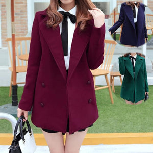 Wine/Green/Navy Sailor Uniform Coat SP154288 - SpreePicky  - 1