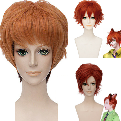Fox Nick Cosplay Wig SP165670