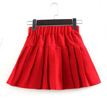 Load image into Gallery viewer, S-3XL Uniform Pleated Skirt SP154547 - SpreePicky  - 22