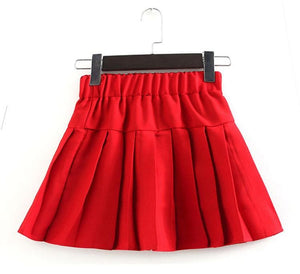 S-3XL Uniform Pleated Skirt SP154547 - SpreePicky  - 22