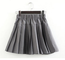 Load image into Gallery viewer, S-3XL Uniform Pleated Skirt SP154547 - SpreePicky  - 23
