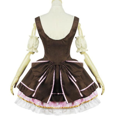 Cosplay [Love Live] Nico Yazawa Candy Maid Dress SP153014 - SpreePicky  - 3