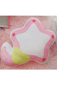 Magical Angel Creamy Mami Inspired Makeup Handbell Plush Pillow SP141362 - SpreePicky  - 3