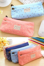 Load image into Gallery viewer, 4 Colors Mori Girl Stationery Bag Storage Bag SP153123 - SpreePicky  - 3