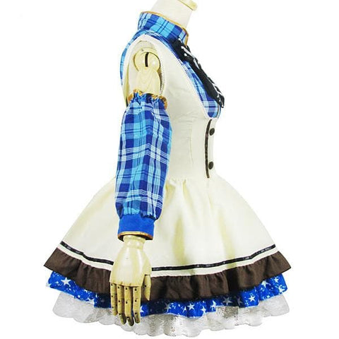 Cosplay [Love Live] Sonoda Umi Candy Maid Dress SP153013 - SpreePicky  - 2