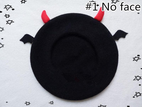 [Reservation] Little Devil Beret Hat SP153792 - SpreePicky  - 6