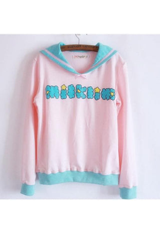 Ice Cream Long Sleeve Jumper SP140477 - SpreePicky  - 4