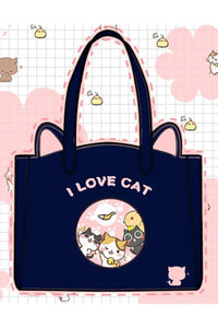 Kawaii Kitty Shoulder Bag/Cross-body Bag SP154531 - SpreePicky  - 3