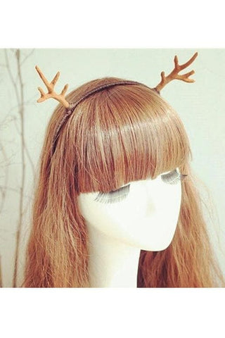 Reindeer Ears Hair Band SP154109 - SpreePicky  - 3