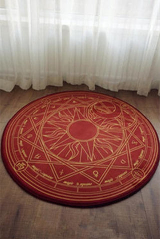 [Reservation] Pink/Dark Red Card Captor Sakura Carpet SP153429 - SpreePicky  - 7