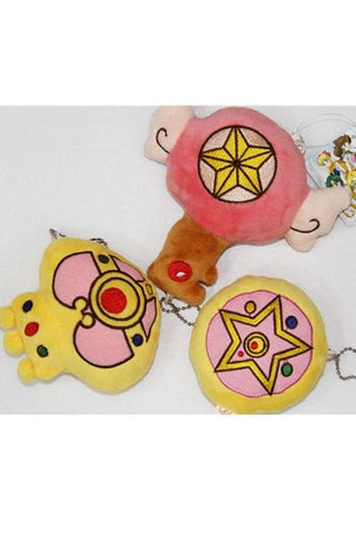 Sailor Moon/Card Captor Sakura Plush Pendant SP154061 - SpreePicky  - 3