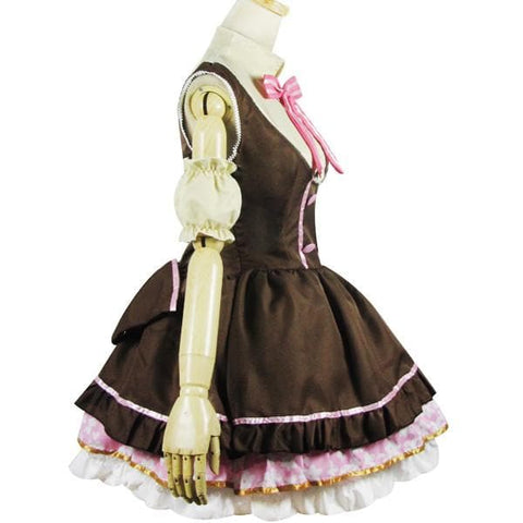 Cosplay [Love Live] Nico Yazawa Candy Maid Dress SP153014 - SpreePicky  - 2