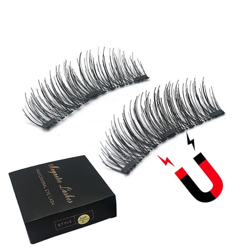3 Magnets False Eyelashes IF009