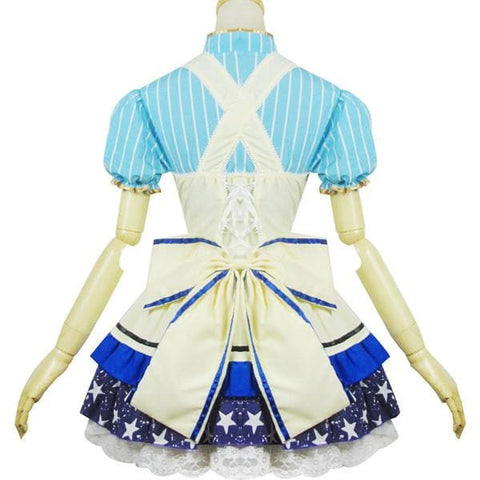 Cosplay [Love Live] Tojo Nozomi Candy Maid Dress SP153005 - SpreePicky  - 4