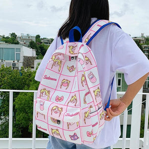 Happy Summer Sailor Moon Backpack SP14996