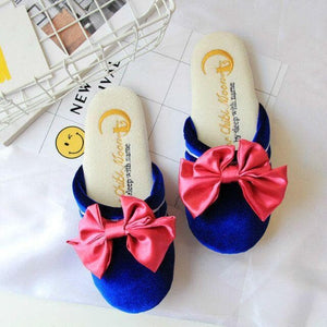 Kawaii Sailor Moon Luna Slippers SP1711006