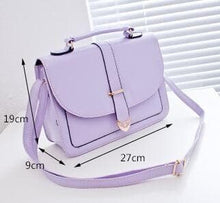 Load image into Gallery viewer, 4 Colors Candy Shoulder Bag SP152442