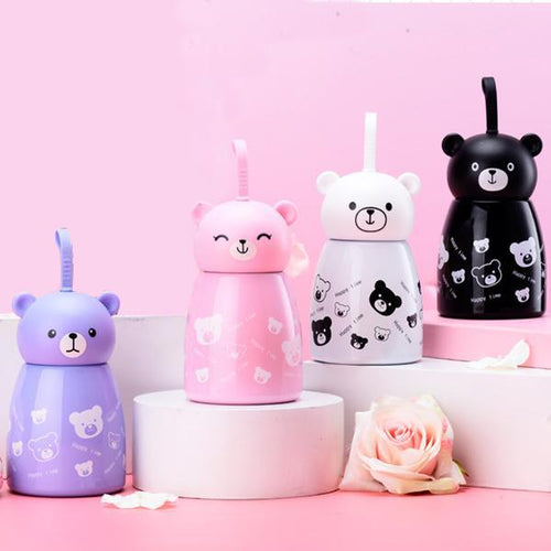 4 Colors Kawaii Mini Insulated Bottle SP1710811